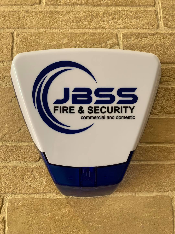 Intruder Alarm JBSS UK