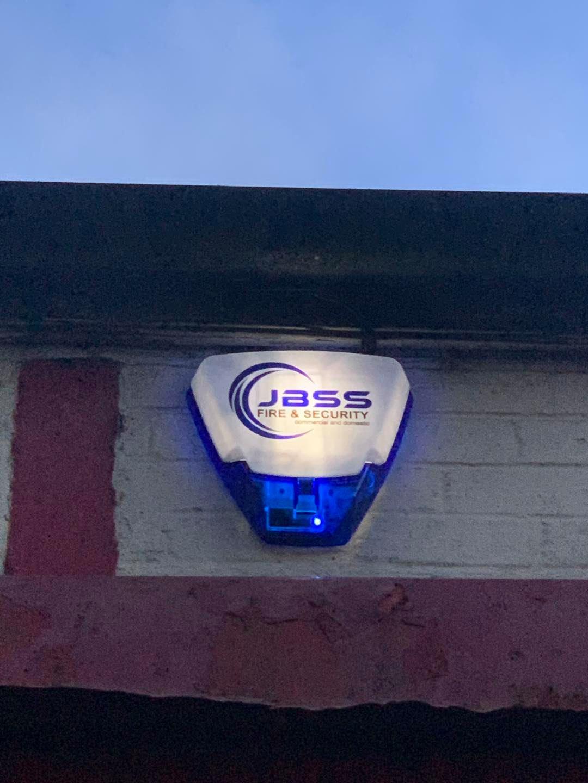 Intruder Alarm in Spalding JBSS UK