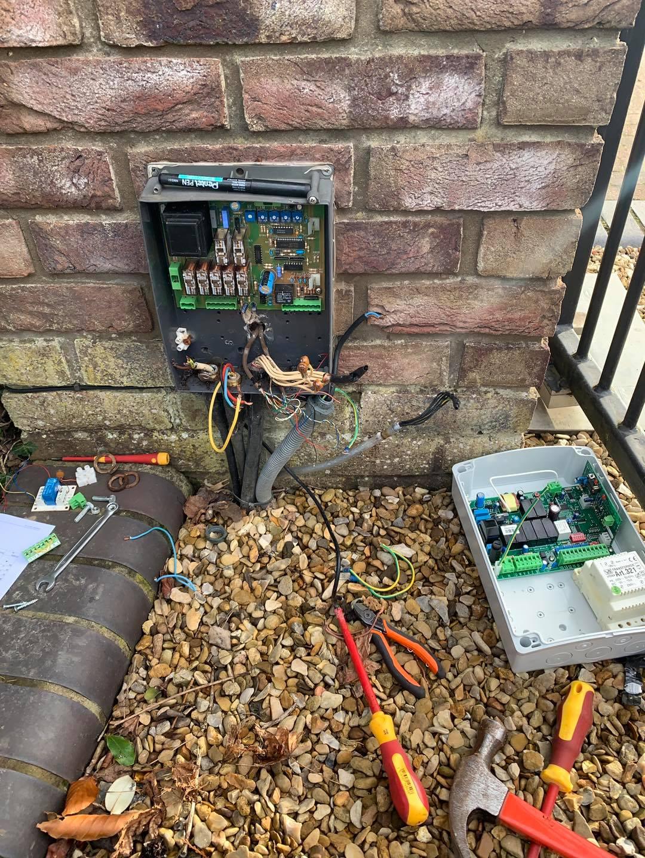 Automated Gates JBSS UK