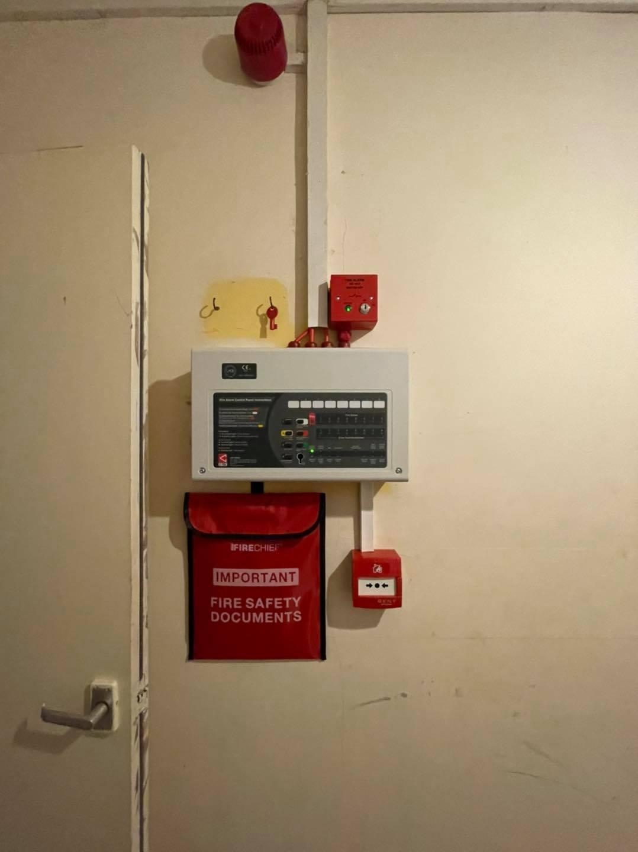 Fire Alarm JBSS UK