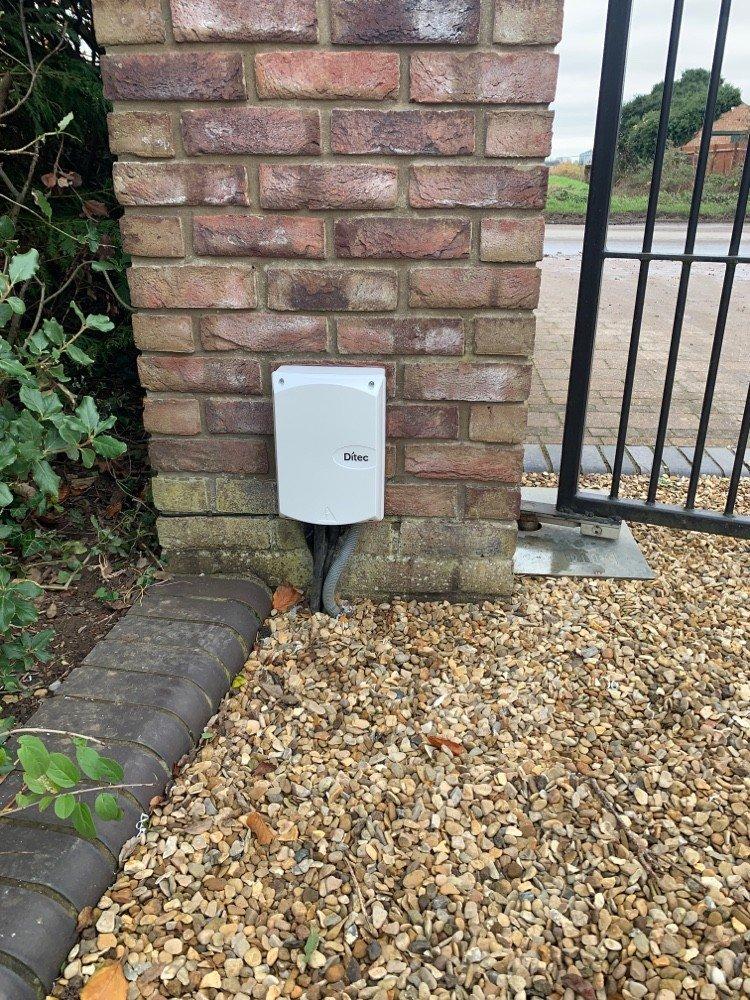 Automatic Gates JBSS UK