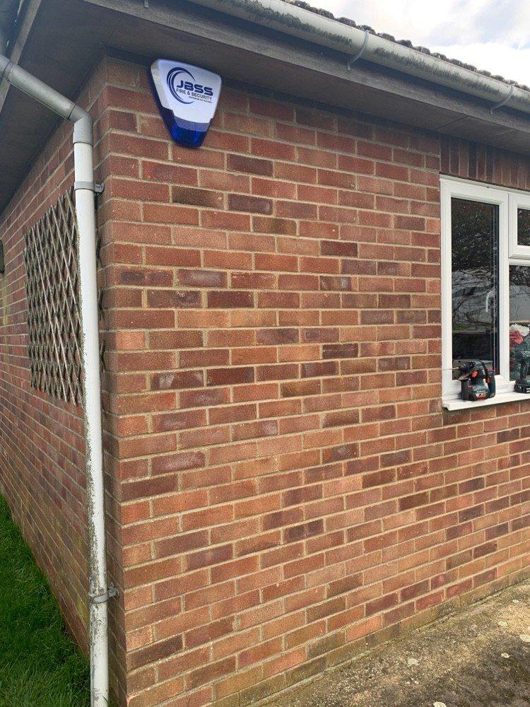Burglar Alarm JBSS UK