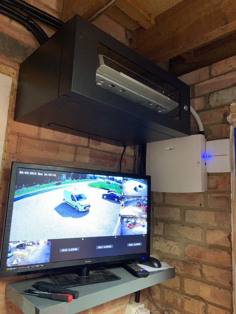CCTV Security monitoring JBSS UK