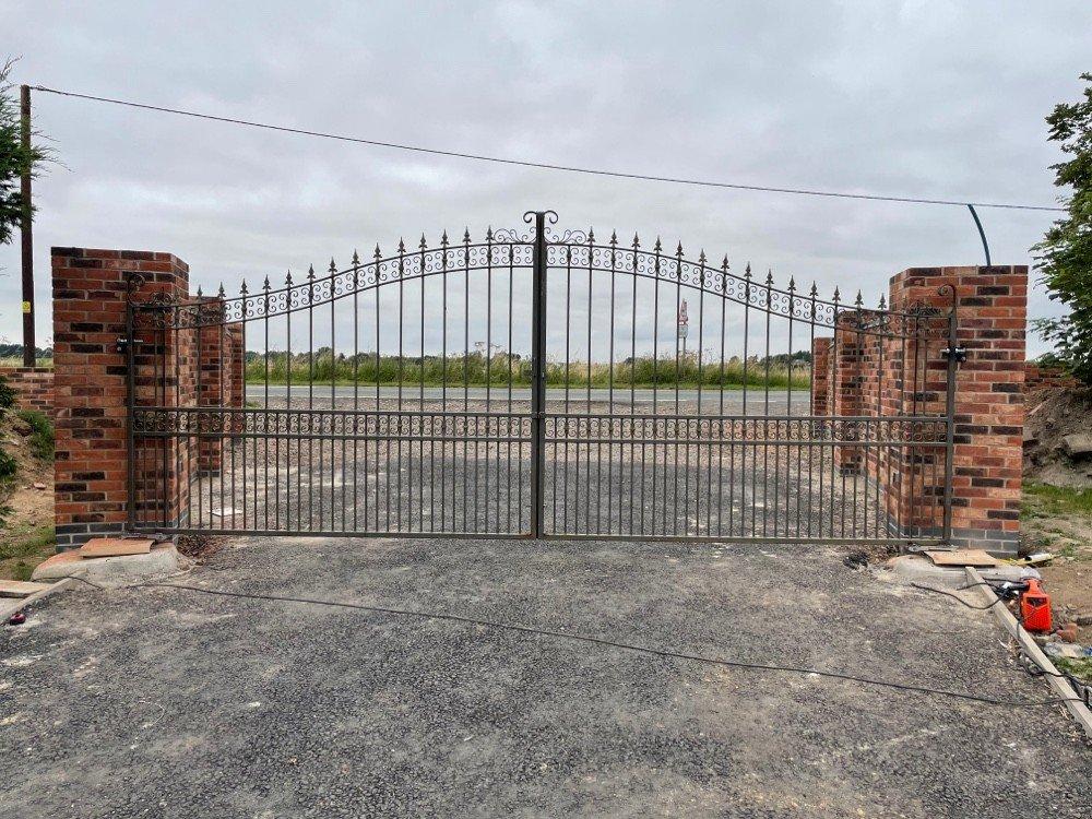 Electric Gates JBSS UK
